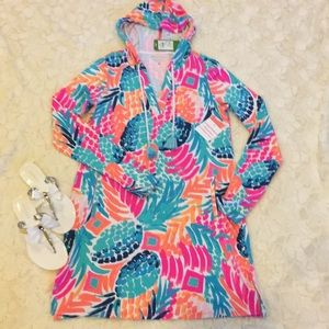 New! Lilly Pulitzer Cover Up